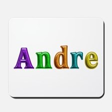 Andre Shiny Colors Mousepad