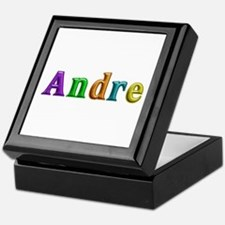 Andre Shiny Colors Keepsake Box