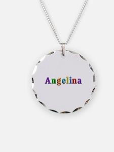 Angelina Shiny Colors Necklace