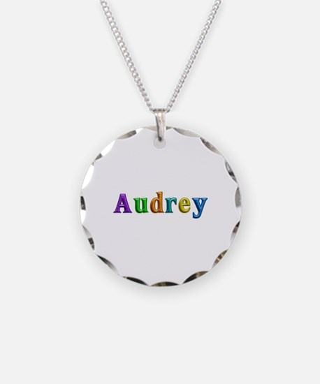 Audrey Shiny Colors Necklace