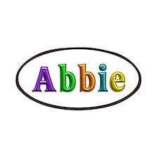 Abbie Shiny Colors Patch