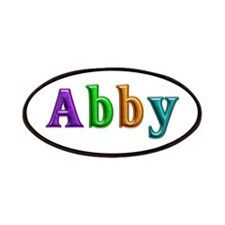 Abby Shiny Colors Patch