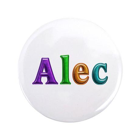 Alec Shiny Colors Big Button 100 Pack