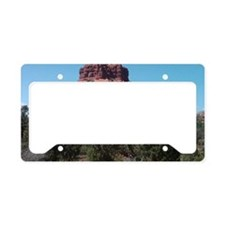 Bell Rock License Plate Holder