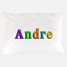 Andre Shiny Colors Pillow Case