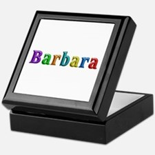 Barbara Shiny Colors Keepsake Box