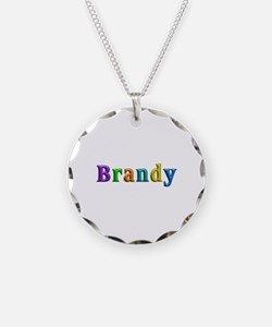 Brandy Shiny Colors Necklace