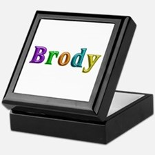 Brody Shiny Colors Keepsake Box