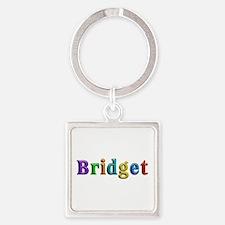 Bridget Shiny Colors Square Keychain