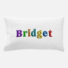 Bridget Shiny Colors Pillow Case