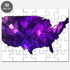 USA - United States Puzzle