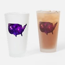 USA - United States Drinking Glass
