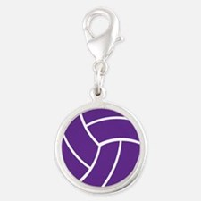Volleyball - Sports Charms