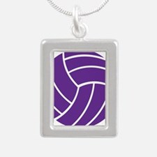 Volleyball - Sports Necklaces