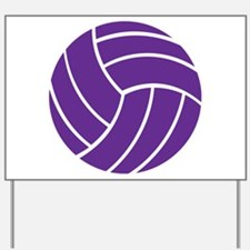 Volleyball - Sports Yard Sign