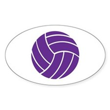 Volleyball - Sports Decal