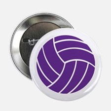 "Volleyball - Sports 2.25"" Button"