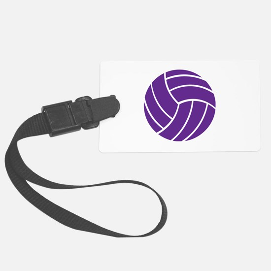 Volleyball - Sports Luggage Tag