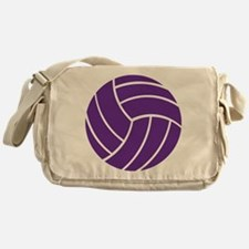 Volleyball - Sports Messenger Bag
