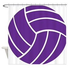 Volleyball - Sports Shower Curtain
