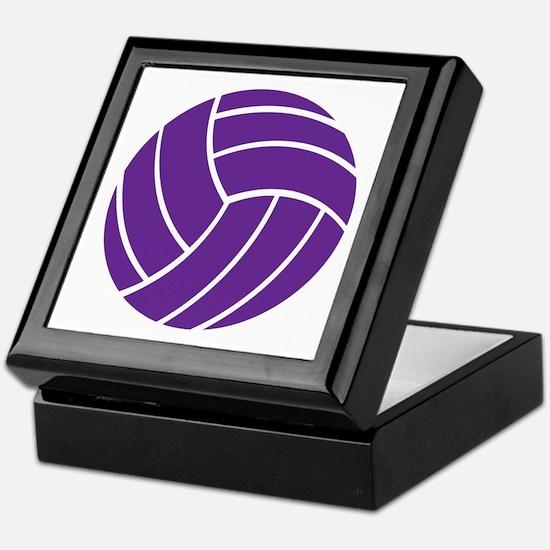 Volleyball - Sports Keepsake Box