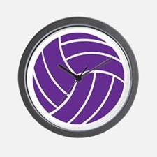 Volleyball - Sports Wall Clock