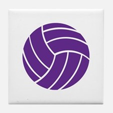 Volleyball - Sports Tile Coaster