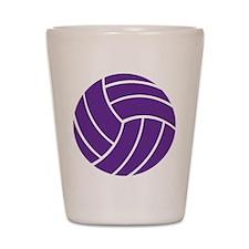 Volleyball - Sports Shot Glass