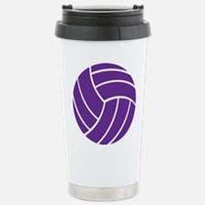 Volleyball - Sports Travel Mug