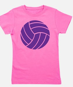 Volleyball - Sports Girl's Tee