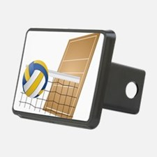 Volleyball - Sports Hitch Cover