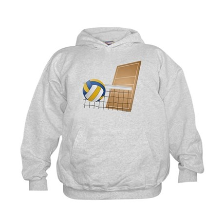 Volleyball - Sports Hoodie