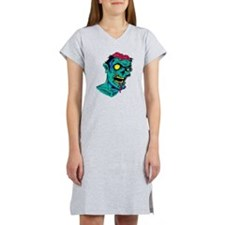 Zombie - Horror Women's Nightshirt