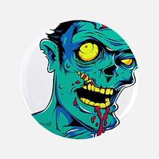 "Zombie - Horror 3.5"" Button"