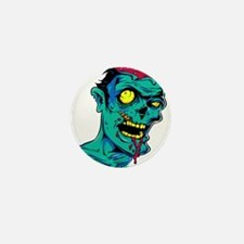 Zombie - Horror Mini Button