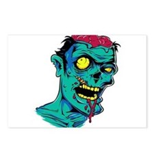 Zombie - Horror Postcards (Package of 8)