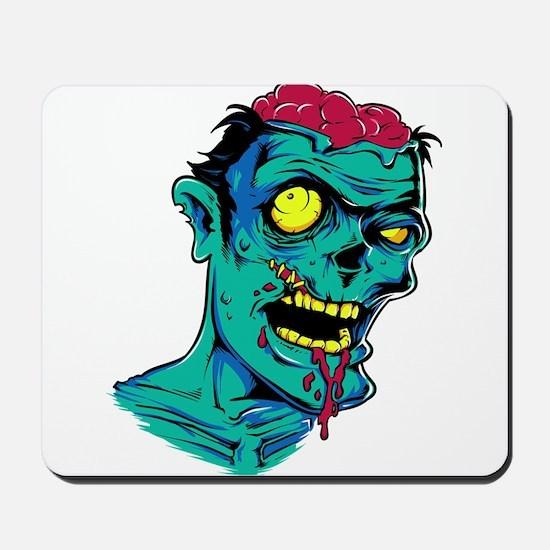 Zombie - Horror Mousepad