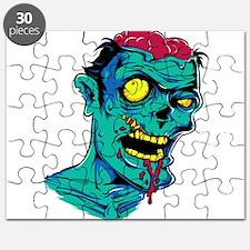 Zombie - Horror Puzzle