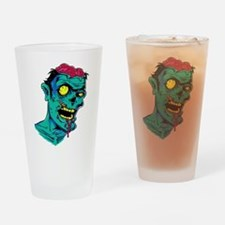 Zombie - Horror Drinking Glass