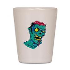 Zombie - Horror Shot Glass