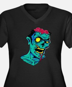 Zombie - Horror Plus Size T-Shirt