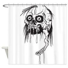 Zombie - Horror Shower Curtain