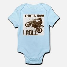 Motorcycle, that's how I roll.  Onesie