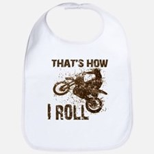 Motorcycle, that's how I roll.  Bib