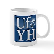 UfYH Logo Mugs