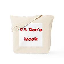 VA Doc's Rock Tote Bag