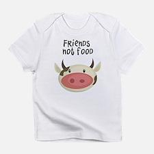 friends not food Infant T-Shirt
