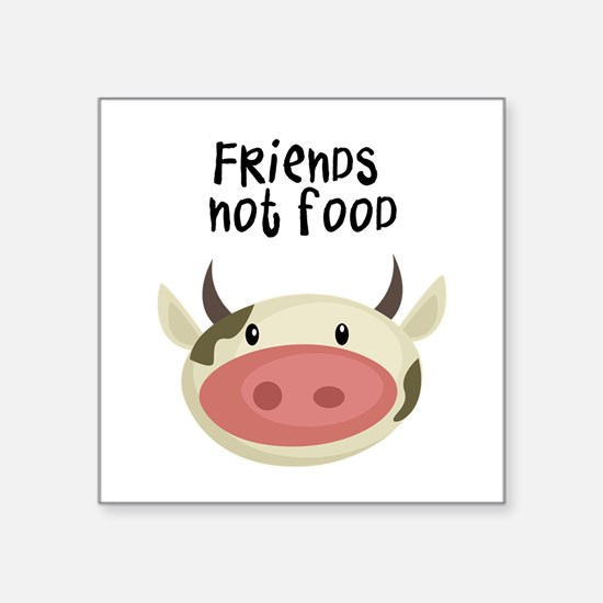 friends not food Sticker