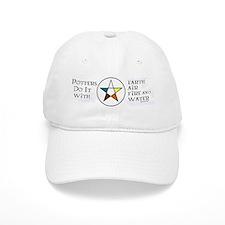 Potters Do It - Baseball Cap