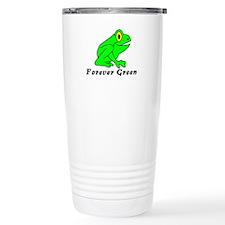The Eco-Frog Forever Green Travel Mug